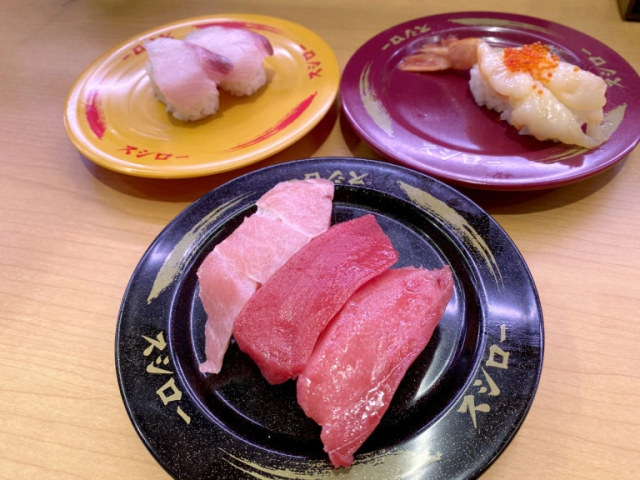 Japan's favorite super-cheap revolving sushi restaurant finally comes to Akihabara!