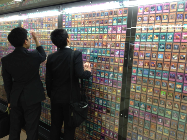 Crows in Japan spotted playing with Yu-Gi-Oh! cards, may have exploitable bias in deck-building
