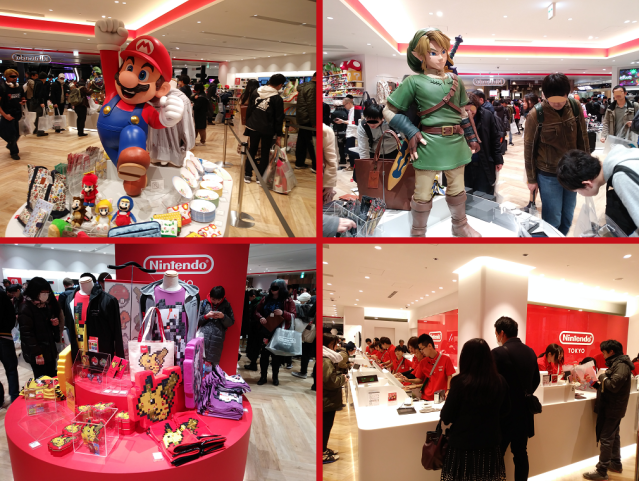 Nintendo Tokyo, Nintendo's first ever dedicated shop in Japan, opens–here's the awesome merch!