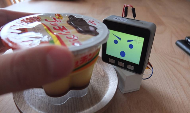 Protect your sweets from fridge thieves with Japan's Pudding Alert 2.1 system!【Video】