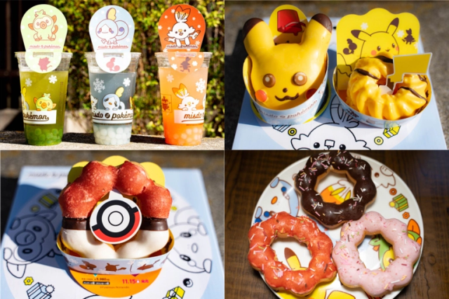 Japan's new Pikachu Pokémon donuts are super popular, crazy cute, and totally tasty