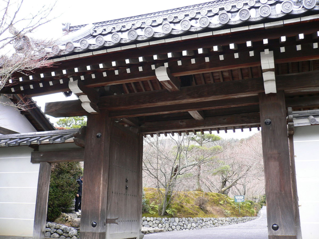 Wannabe science fiction writer graffitis centuries-old Kyoto temple for extremely weird reason