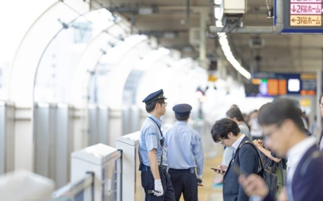 Japan votes on the rudest behaviors seen on trains and at stations this year