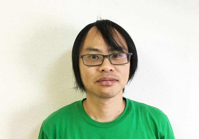 Our writer Seiji becomes the face of baldness on Google Japan