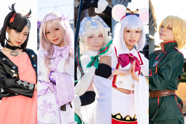 The best Japanese cosplayers from Day 1 of Winter Comiket 2019【Photos】
