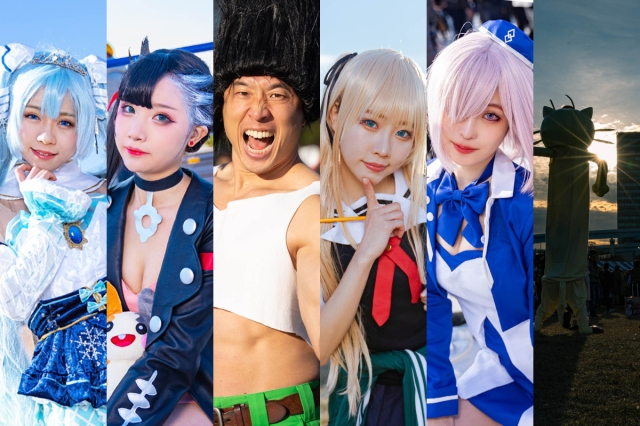 The best Japanese cosplayers from Day 2 of Winter Comiket 2019【Photos】