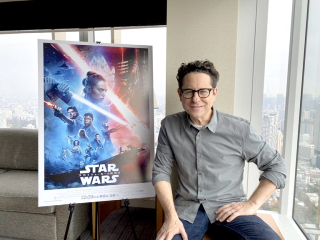 J.J. Abrams tells us fan-fav Jedi may make first-ever live-action appearance in Rise of Skywalker