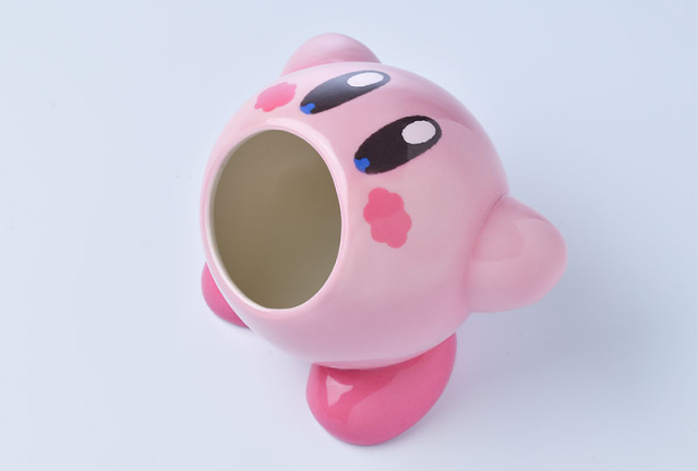 Nintendo's Kirby is trying to eat pet rabbits in Japan【Photos】