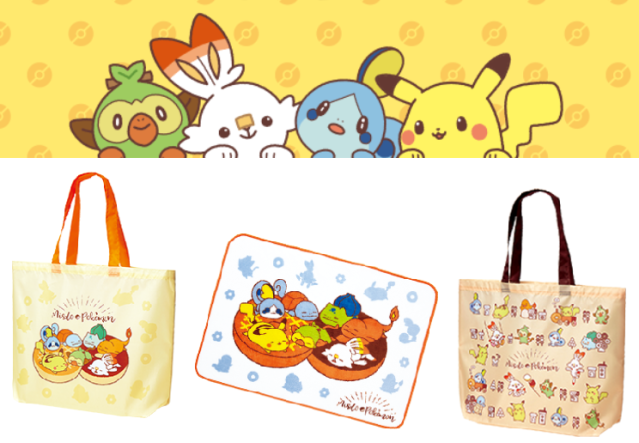 Pokémon/Mister Donut lucky bag is this year's can't-miss fukubukuro exclusive merch collection
