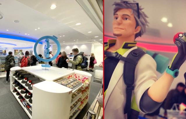 The world's first Pokémon GO specialty store just opened in Tokyo!【Photos】
