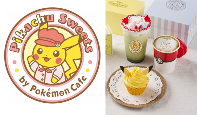 Pikachu is opening his own take-out Pokémon sweets shop in Tokyo!
