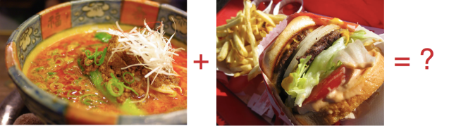 Japanese burger chain launches an explosive combo: the spicy ramen burger!