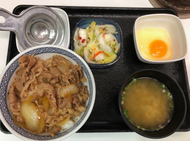 Secret way Yoshinoya's president customizes his beef bowl orders is a secret no more【Taste test】