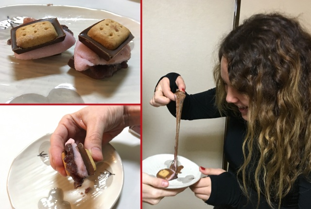 Stop what you're doing and go make Japanese-style s'mores right now with our recipe!【SoraKitchen】