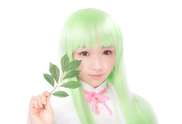 Do Japanese people think all those anime characters REALLY have blue, pink, and green hair?
