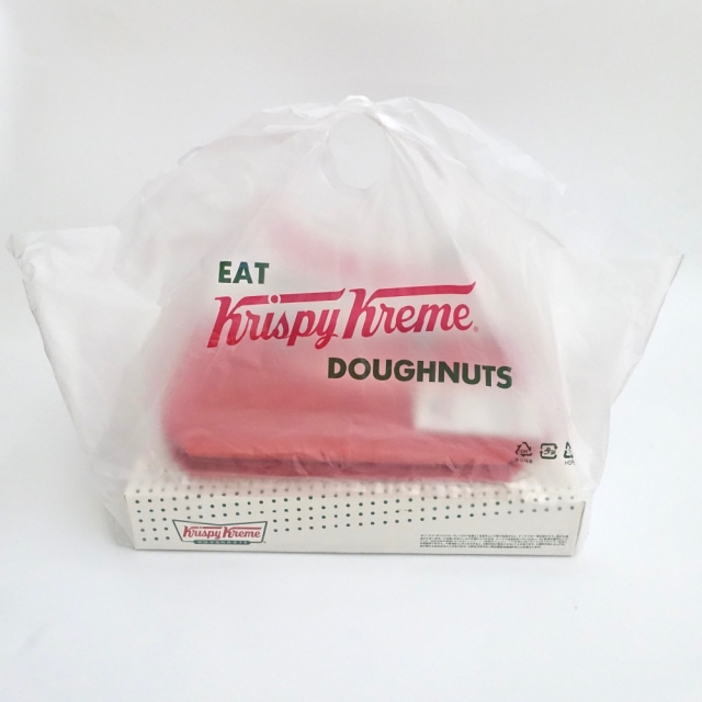 Krispy Kreme fukubukuro lucky bag comes with cute limited-edition doughnuts for New Year in Japan