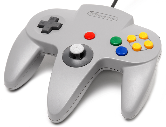 Japanese cosplay model shows off thighs, but fans' eyes are on her Nintendo 64 controller grip