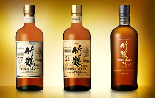 Three of Japan's best whiskies are about to disappear as Nikka shortages loom