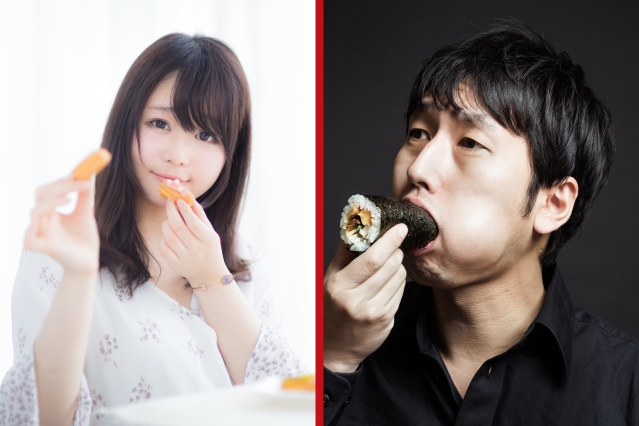 Survey says Japan is deeply dissatisfied in bedroom, prefers eating to getting it on