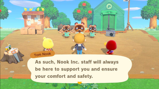 Elementary student asks Nintendo when the new Animal Crossing comes out, gets a letter in reply