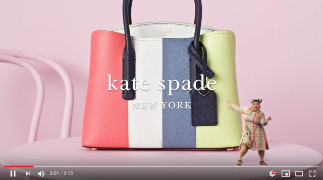 Fashionista comedian Naomi Watanabe becomes Kate Spade's first Japanese brand ambassador