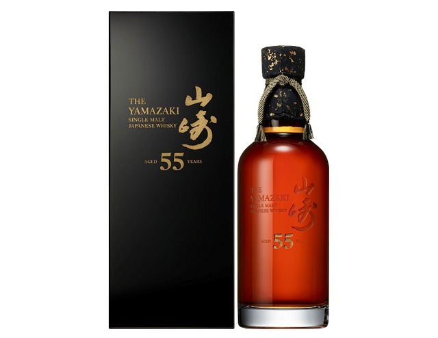 Suntory would like you to buy a three-million yen bottle of Japanese whisky