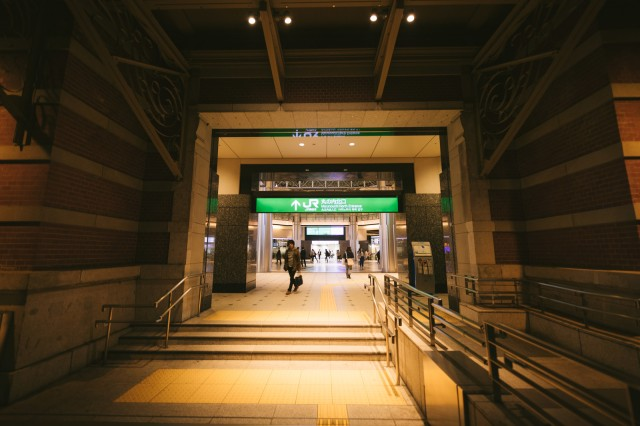 Tokyo man arrested for abandoning father's remains in a subway station men's room