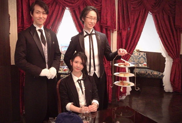 Our ladylike, solo visit to the handsome butler cage of Tokyo's Ikebukuro neighborhood【Photos】