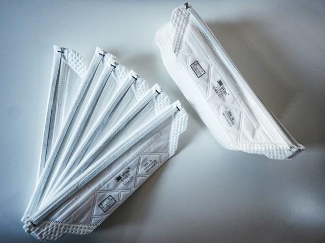Kobe hospital robbed of 6,000 surgical masks