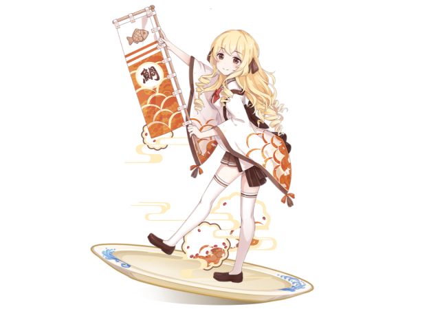 You can now eat this anime girl who's an anthropomorphized dessert in real-life Tokyo