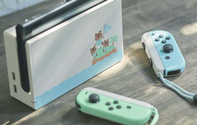 "Japanese fans swept away by Nintendo's gorgeous new ""Animal Crossing: New Horizons"" Switch model"