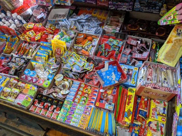 This classic Japanese candy shop is a trove of nostalgic treats, sends us into the past【Photos】