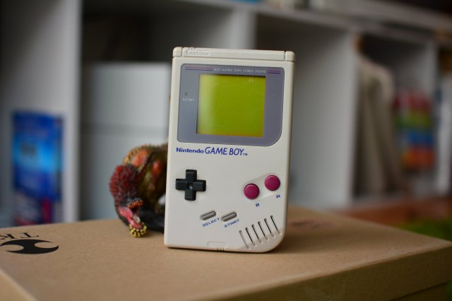 Nintendo brightens the life of a Game Boy-loving 95-year-old Japanese grandmother