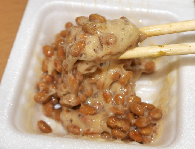 Could this be the secret to get Americans to actually like natto (Japanese fermented soy beans)?