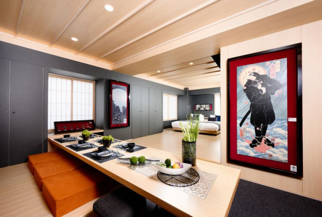 Japan Ninja Council produces first-ever official hotel room in Tokyo's Ueno