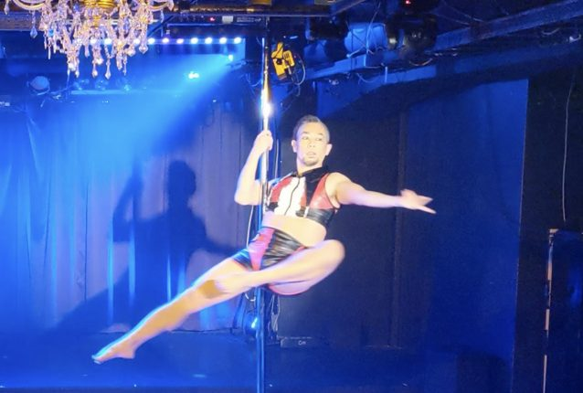 Confessions of a 46-year-old Japanese male pole dancer
