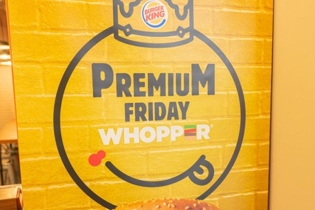 Burger King rubs salt in Japan's overworked wounds with limited-edition Premium Friday Whopper