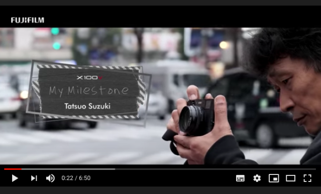 Fujifilm removes promotional video after it causes outrage【Video】