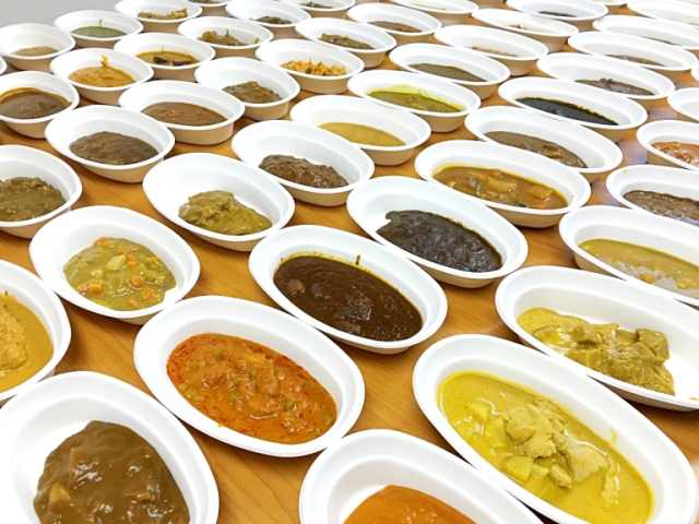 Here's what happens when you mix 75 types of Japanese instant curry together【SoraKitchen】