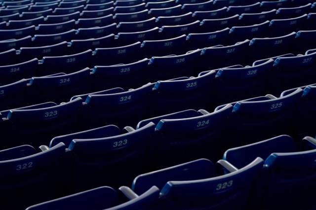 Osaka man reserved and cancelled 1,873 seats at two baseball games to get more space for self