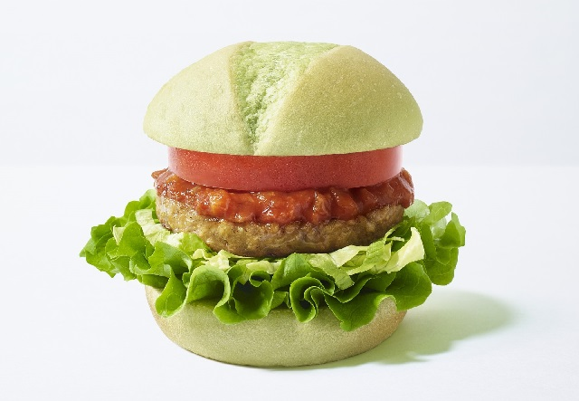 Japan's most popular domestic burger chain adds 100-percent vegan burgers to menu