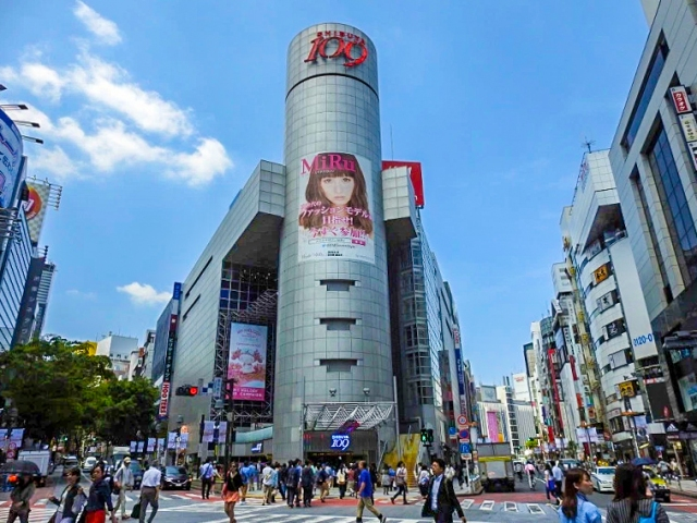 Tokyo's iconic Shibuya 109 building closes temporarily to prevent spread of coronavirus
