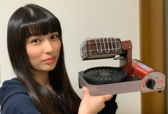 How to have a yakiniku BBQ at home with the UFO smokeless indoor grill