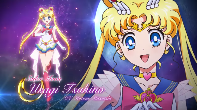 Over 100 episodes from the best part of the Sailor Moon anime will be free to watch online
