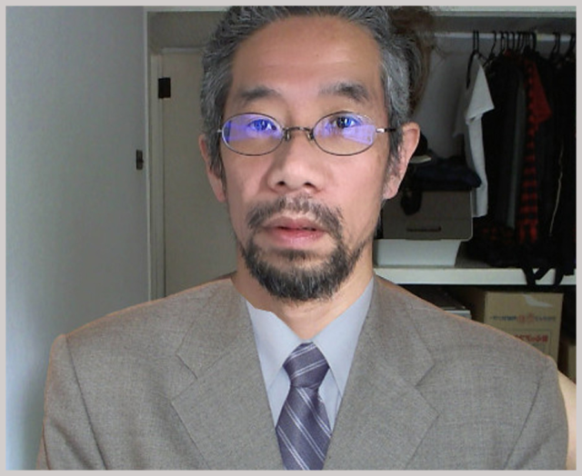 Mr. Sato finds a way to dress up for video conferences while staying super casual and comfy【Pics】