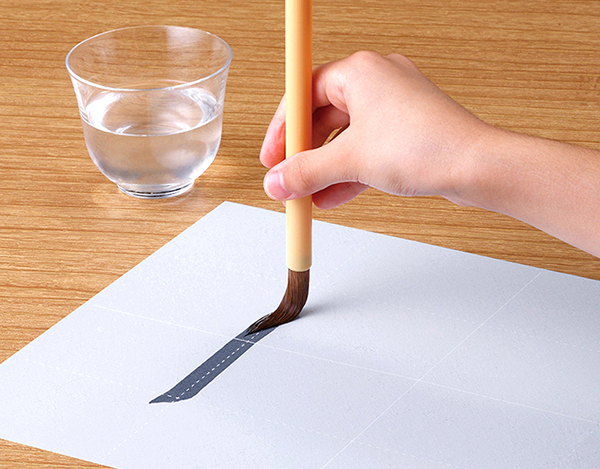 Tired of wasting paper practicing your kanji? Try these reusable water-activated practice sheets
