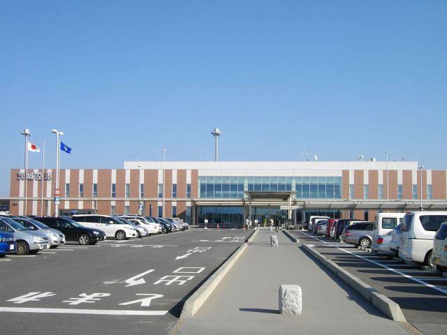 """Ibaraki Airport mulls name change to """"Tokyo Ibaraki Airport"""" despite not being in Tokyo"""