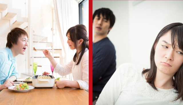 Survey shows how Japanese couples feel about spending so much time together sheltering in place