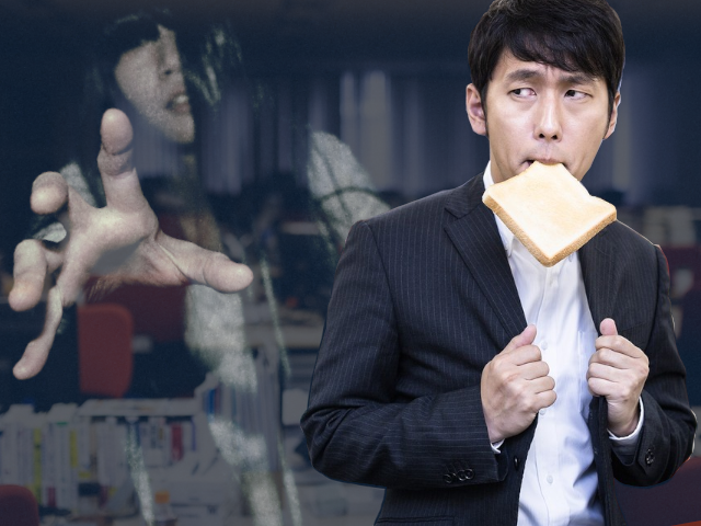 Japanese Twitter user accidentally summons demon by making toast【Pic】
