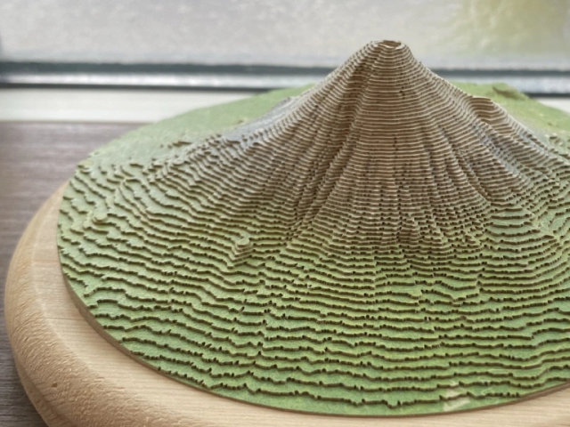 Cancelled your trip to climb Mt. Fuji? Build the mountain yourself with an awesome papercraft kit